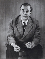 Jorge Luis Borges in 1951by Grete Stern