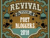 poet bloggers revival tour 2018