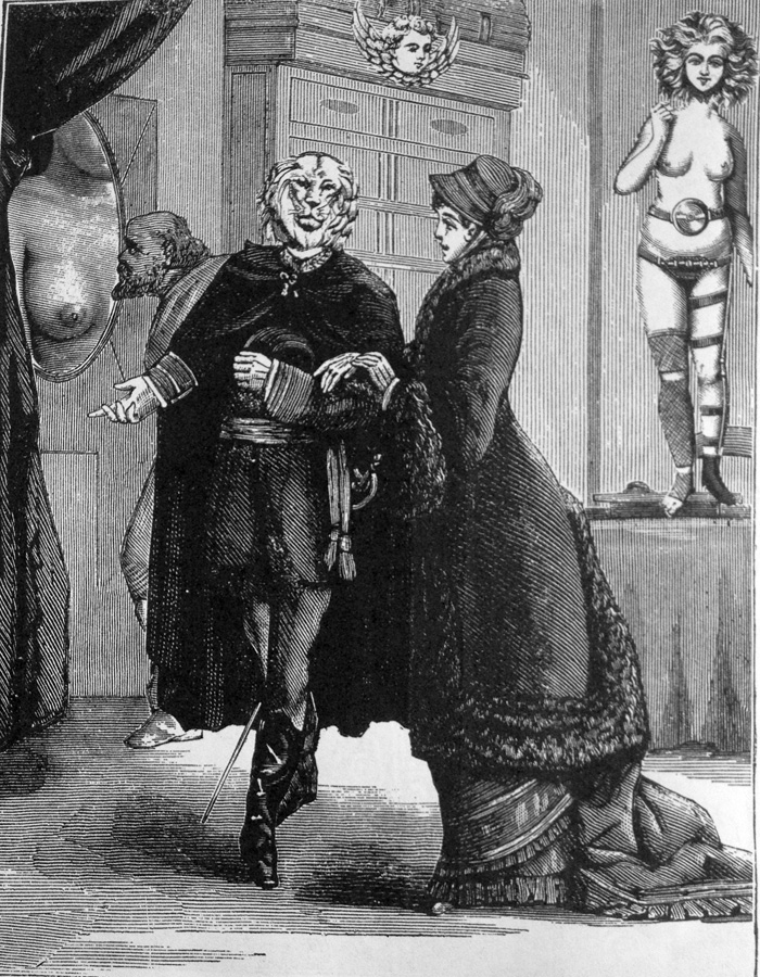 collage from Une Semaine de Bonté: page 3